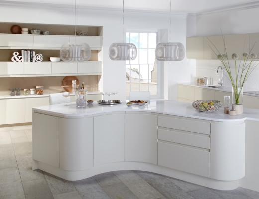 Contemporary Kitchen Designers Fitters Based In East Kilbride Glasgow