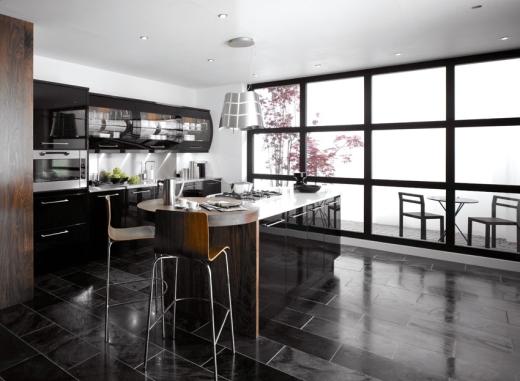High Gloss Kitchen Designers Fitters East Kilbride