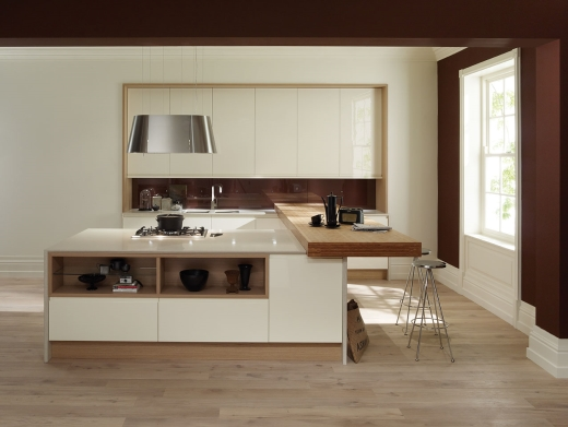 High Gloss Kitchen Designers Fitters East Kilbride Glasgow