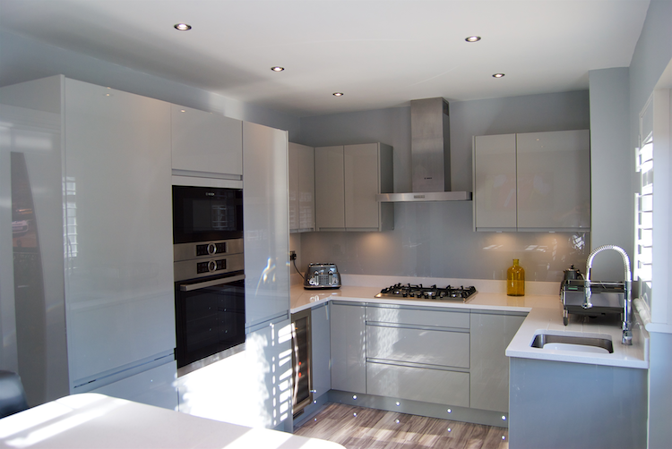 Previous Kitchen Fitting And Kitchen Design Work That