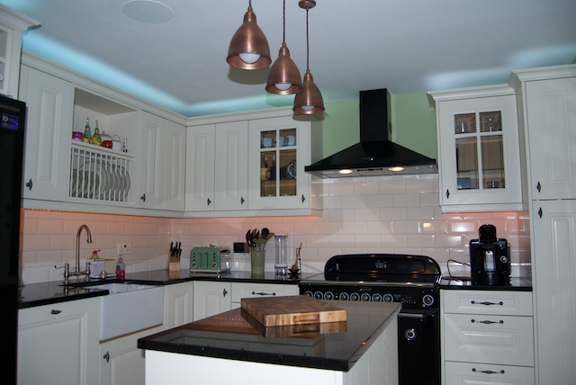 Bespoke Fitted Kitchens From Mulberry Kitchen Design Mulberry Kitchens Glasgow