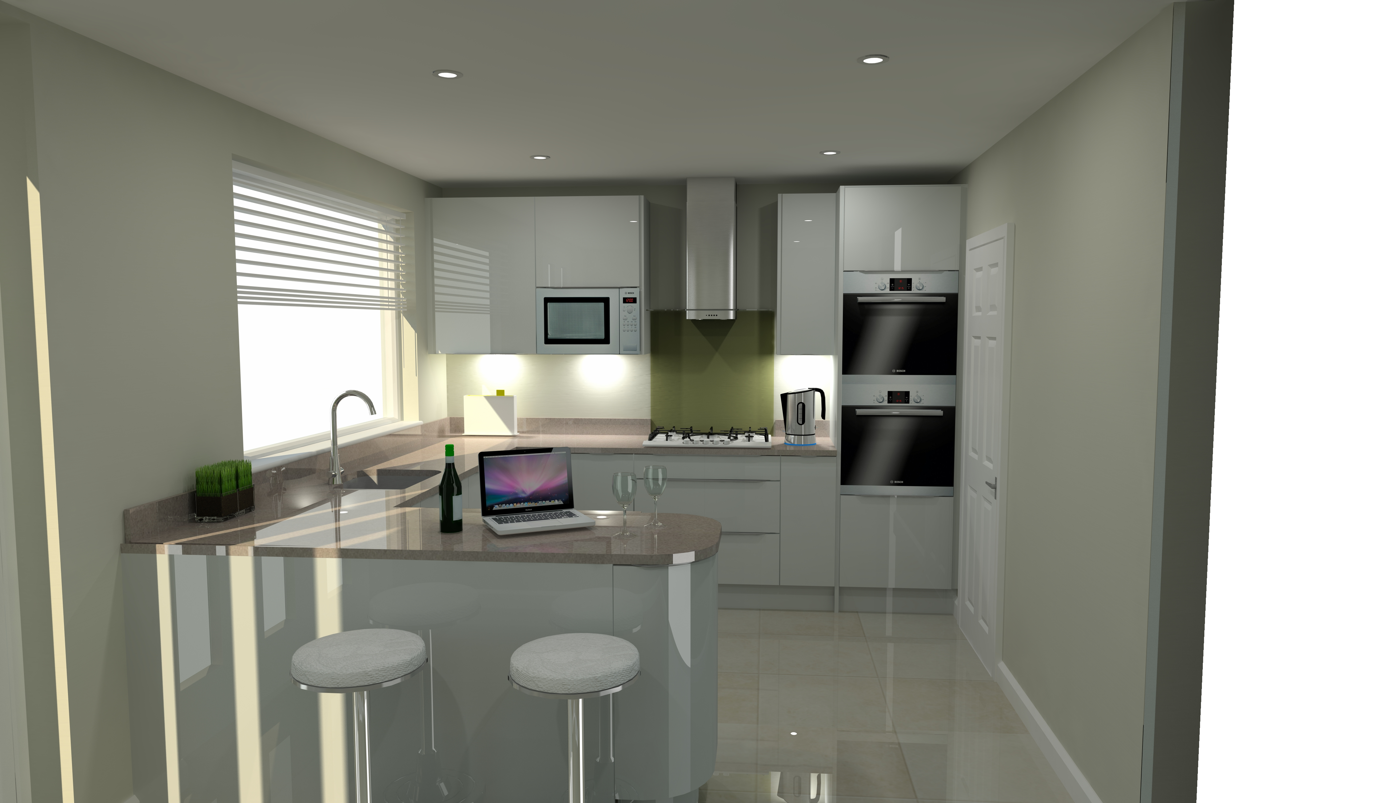 kitchen installations glasgow - mulberry kitchen design blog
