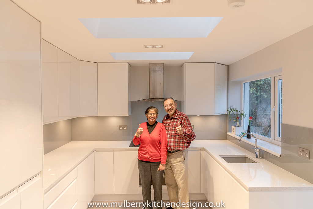 From A Conservatory To A Kitchen